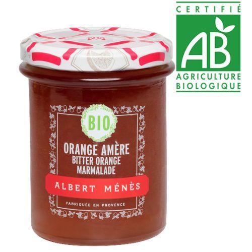 Albert Menes Bitter Orange Marmalade Organic 230g