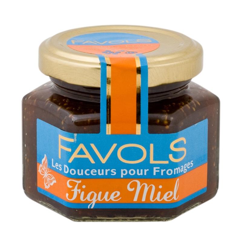 Favols chutney fig honey 110g