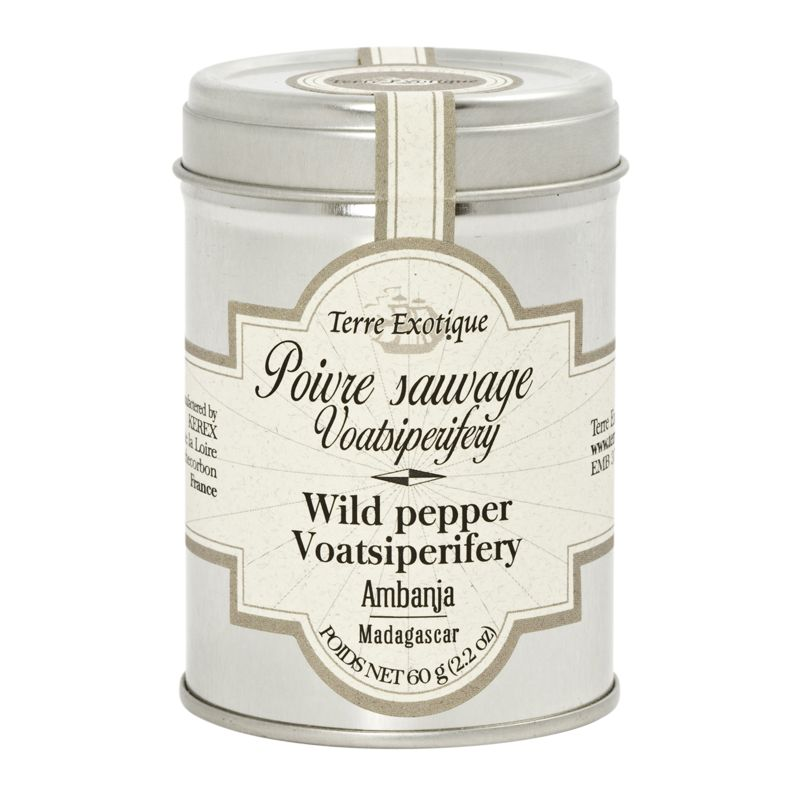 Terre Ex. Voatsiperifery peppercorn whole 60g