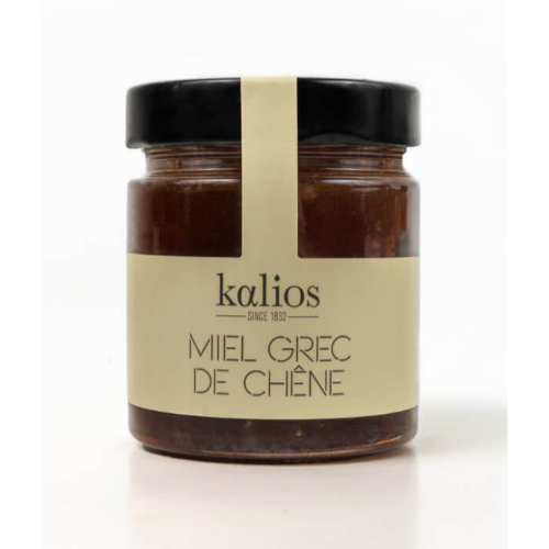Kalios Greek Oak honey 250g