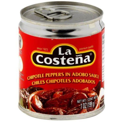 La Costena Chipotle in Adobo Sauce 199g