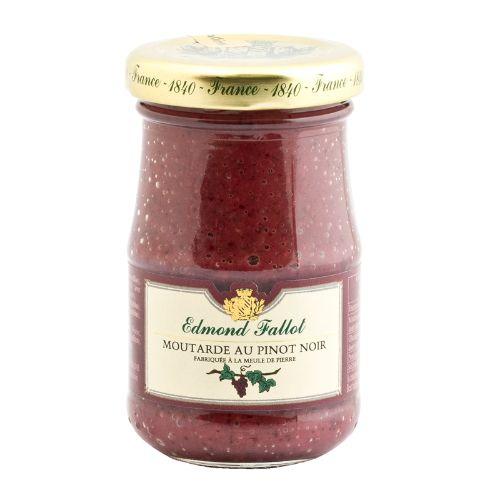 Edmond Fallot Mustard with Pinot Noir 105g