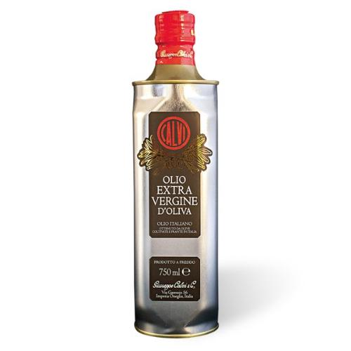 Calvi Extra Virgin Olive Oil 0.75l, Metal Tin