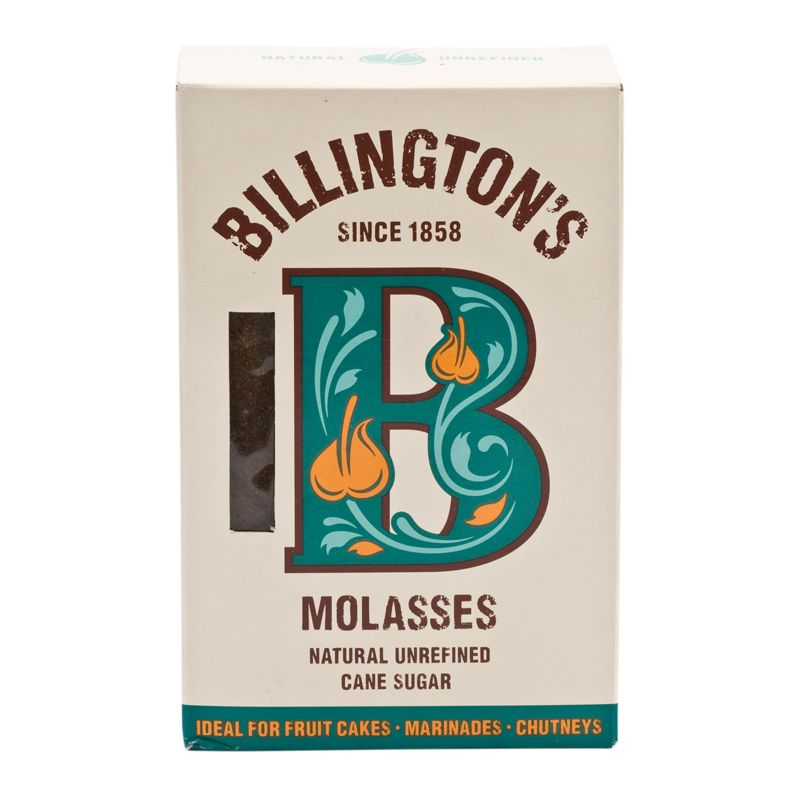 Billington Natural Molasses sugar 500g
