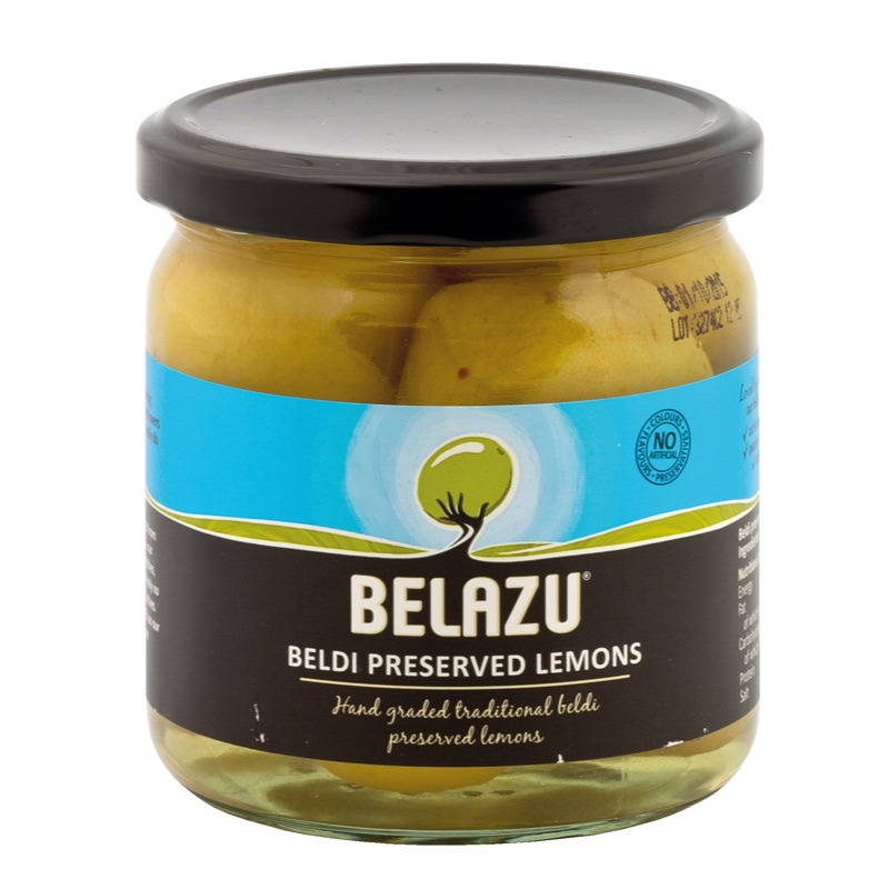 Belazu Pickled lemons 220g