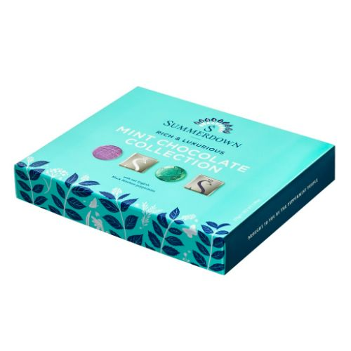 Summerdown Ultimate Mint Chocolate Collection 170g