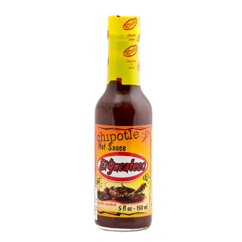 El Yucateco Chipotle Sauce 150ml