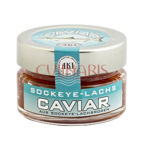 Altonaer* Sockeye salmon caviar 50g