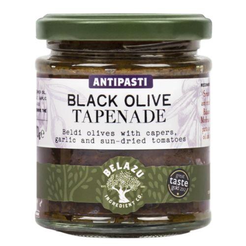 Belazu Black Olive Tapenade 170g