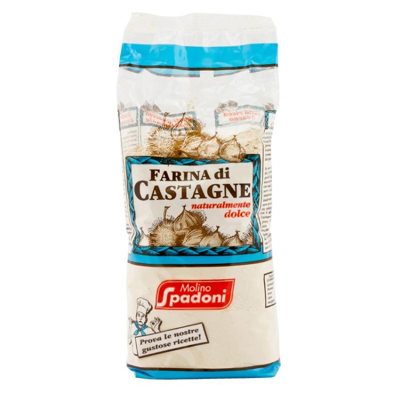 Spadoni Farina Castagne 500g