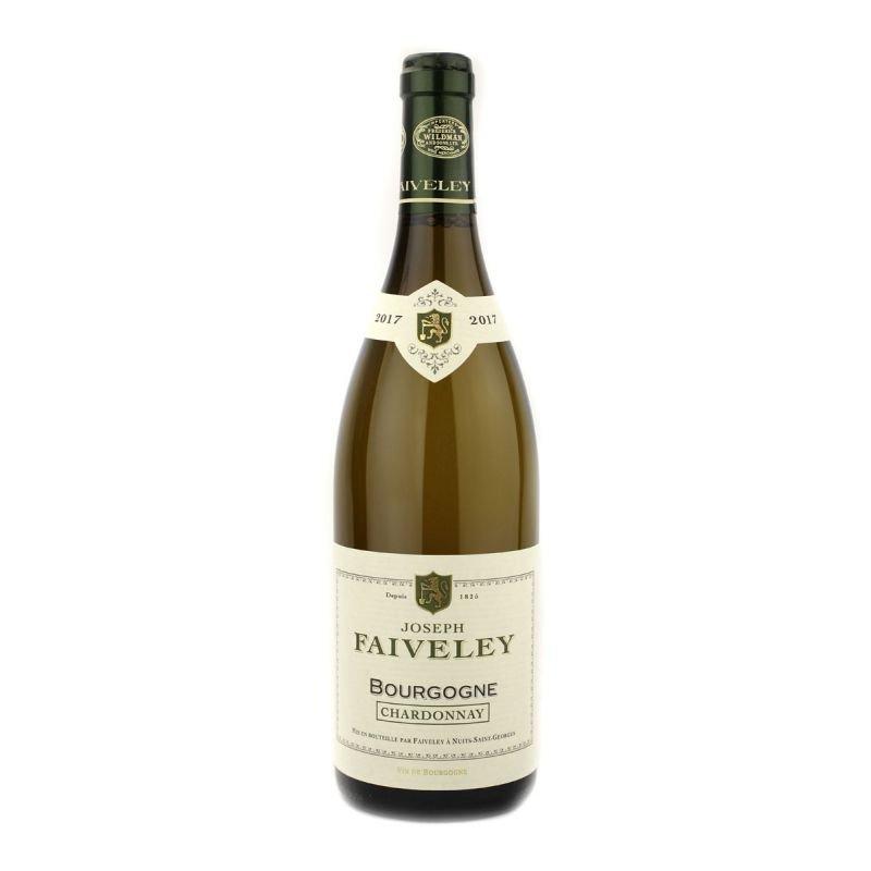 Joseph Faiveley Bourgogne Chardonnay 2017 0,75l