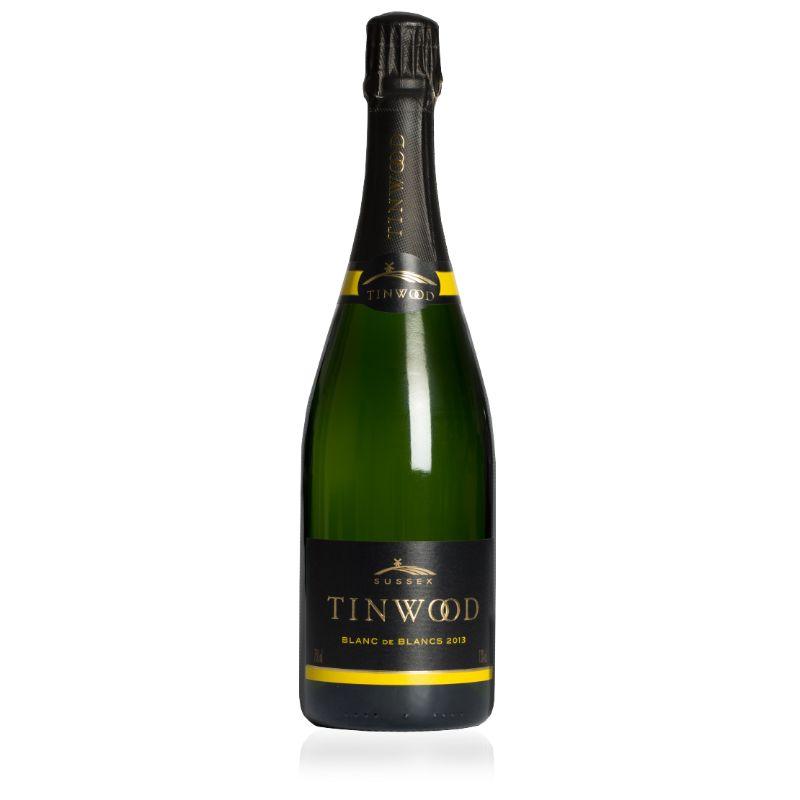 Tinwood Blanc De Blancs Brut 2017 0,75l