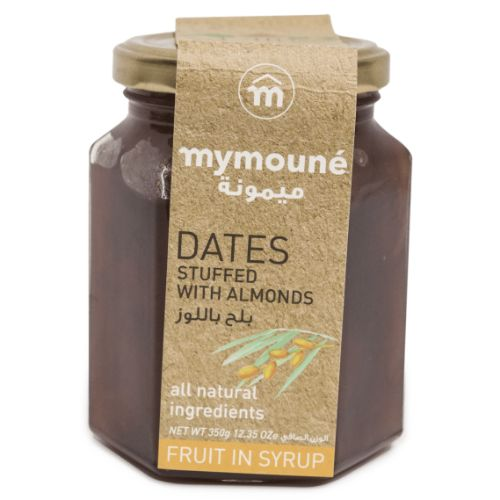 Mymoune Dates Stuffed with Almonds 340g