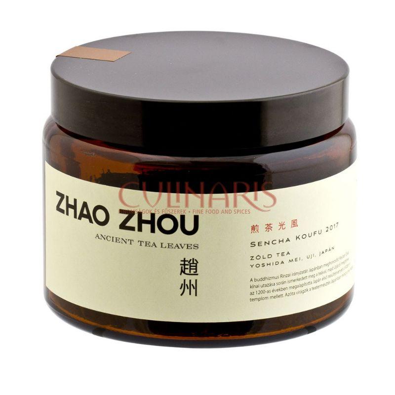 Zhao Zhou Sencha Koufu No333 2019 120g