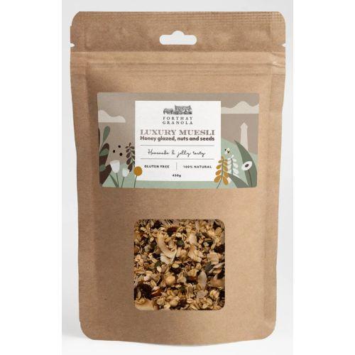 Forthay Granola Luxury Muesli Honey Glazed Nuts & Seeds 450g