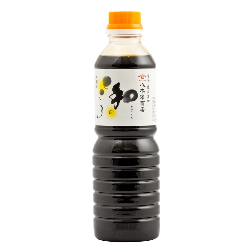 Yagisawa Soy Sauce Less Salt 500ml