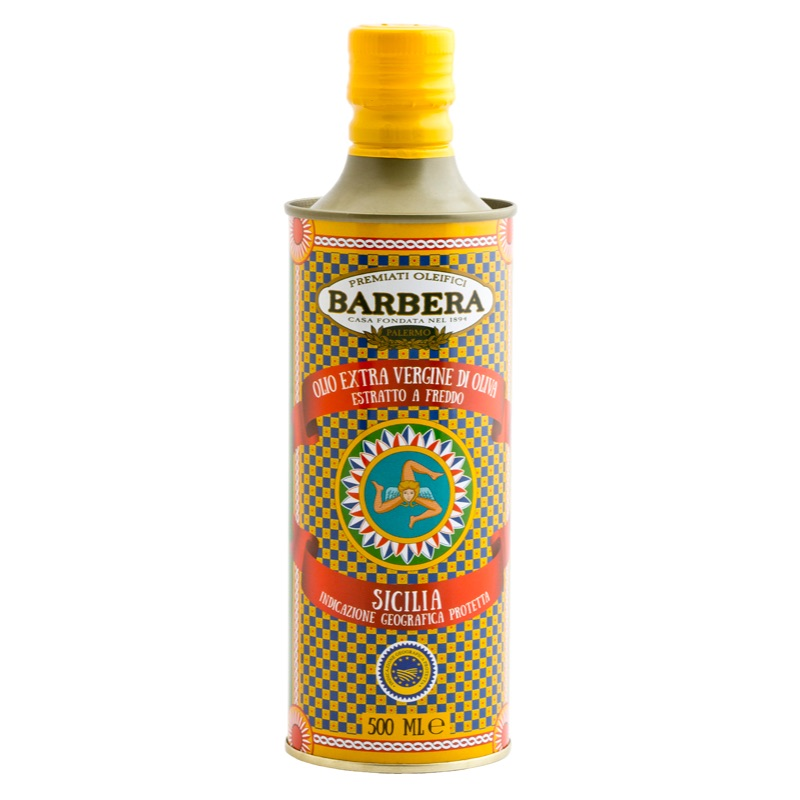 Barbera Sicilia EV olive oil 500ml