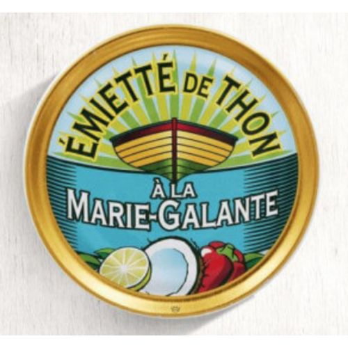 Belle Iloise Tuna Marie-Galante 80g