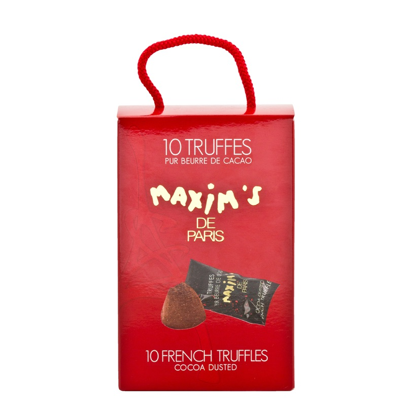 Maxim's 10 French Truffles 85g