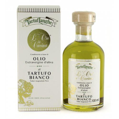 Tartuflanghe L'Oro Cucina Magnatum White truffle olive oil 100ml