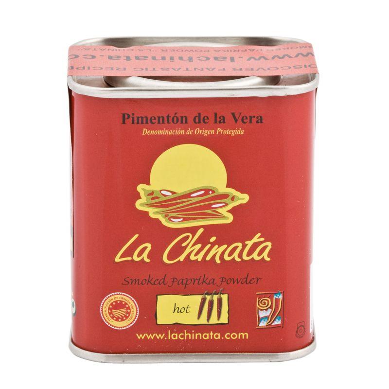 La Chinata Smoked paprika hot 70g