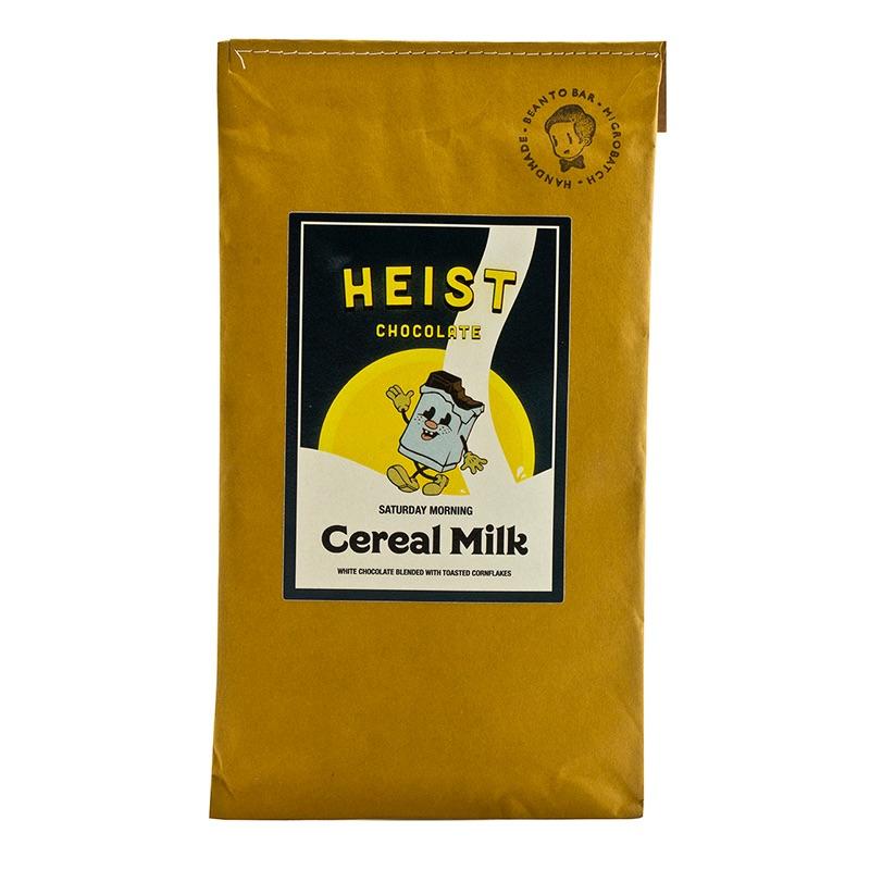Heist Cereal milk white chocolate 80g