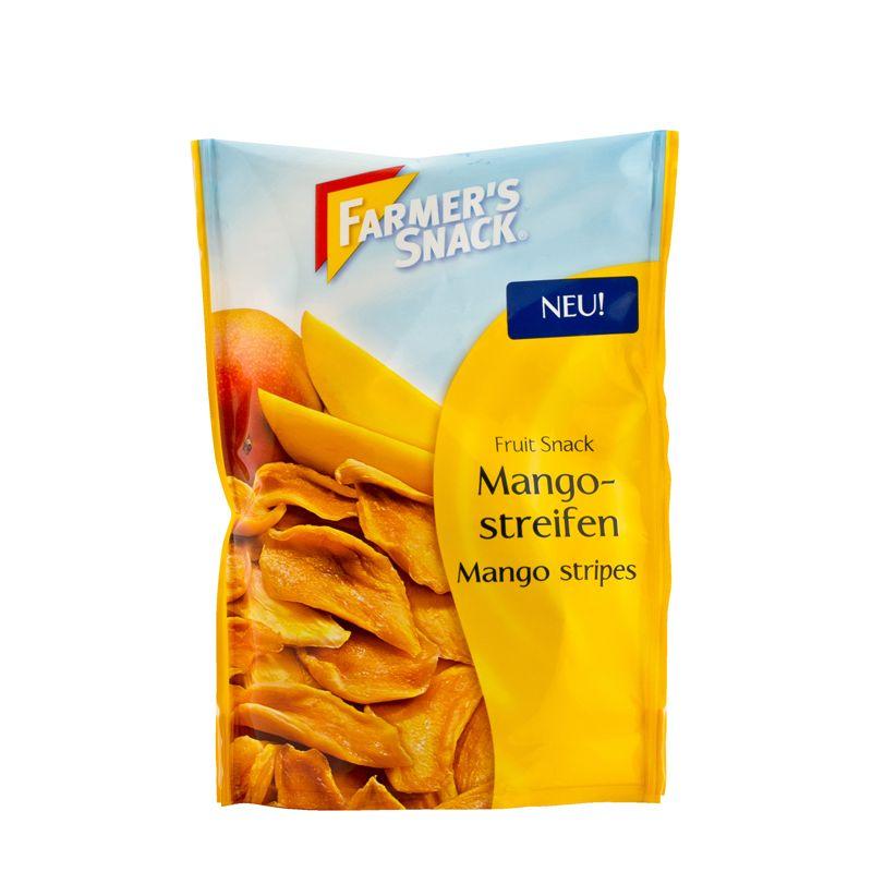 Farmer's Mango strips 100g