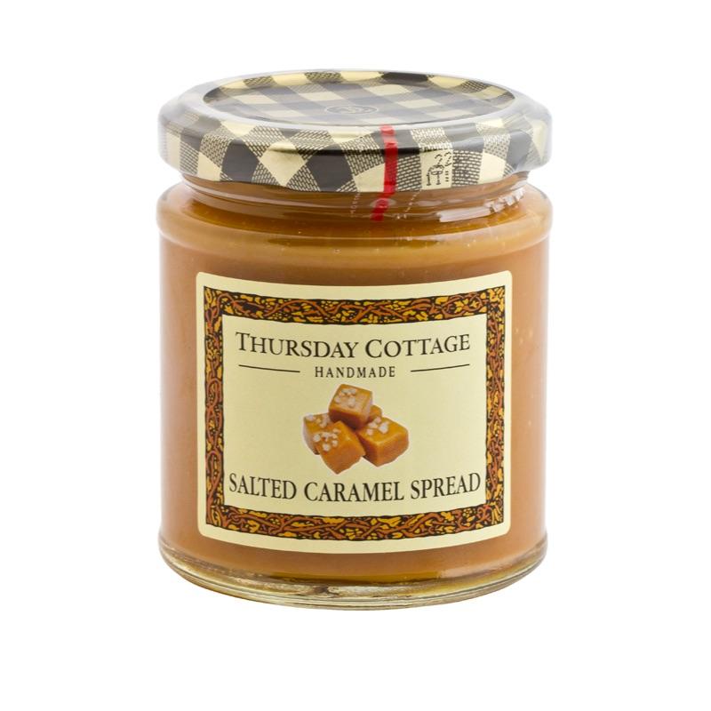 Thursday C. Salted Caramel Spread 210g