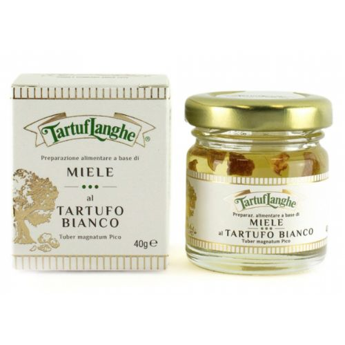 Tartuflanghe Honey with White truffle 40g