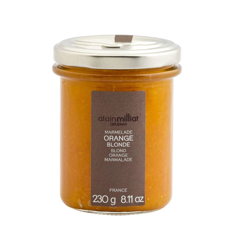 Alain M. Blonde Orange jam 230g