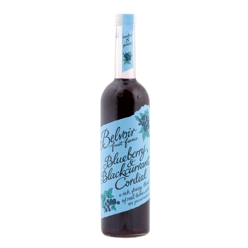 Belvoir Cordial Blueberry-Blackcurrant 500ml