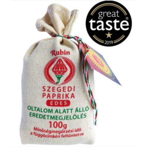 Rubin Sweet Hungarian Paprika Gift Pack 100g