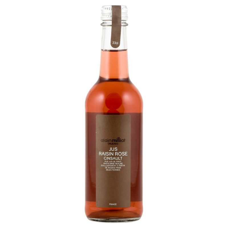 Alain M. Jus Raisin Rose 0,33l