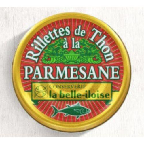 Belle Iloise Tuna Rilette with Parmesan 60g