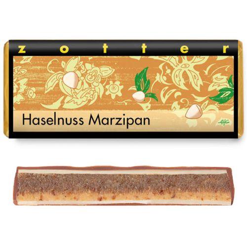 Zotter Hazelnut Marzipan 70g