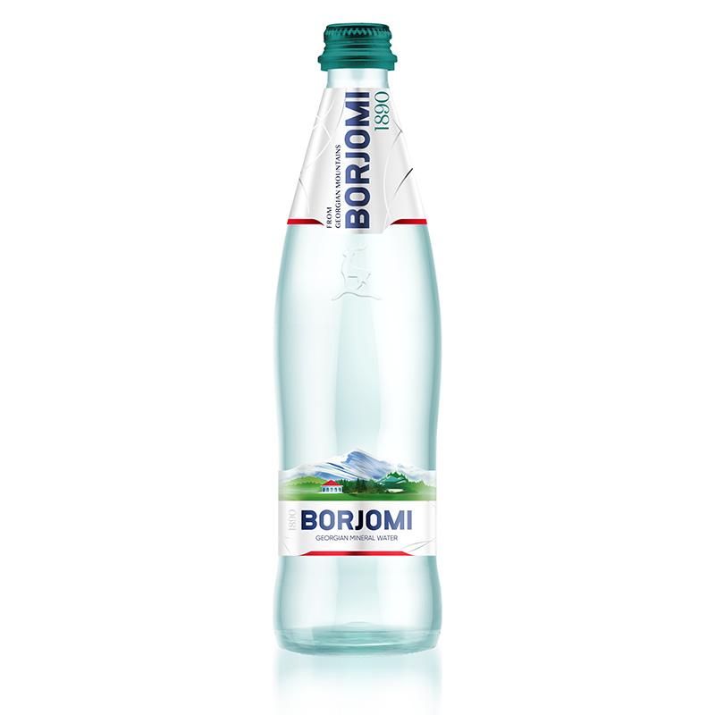 Borjomi Georgian mineral water 500ml