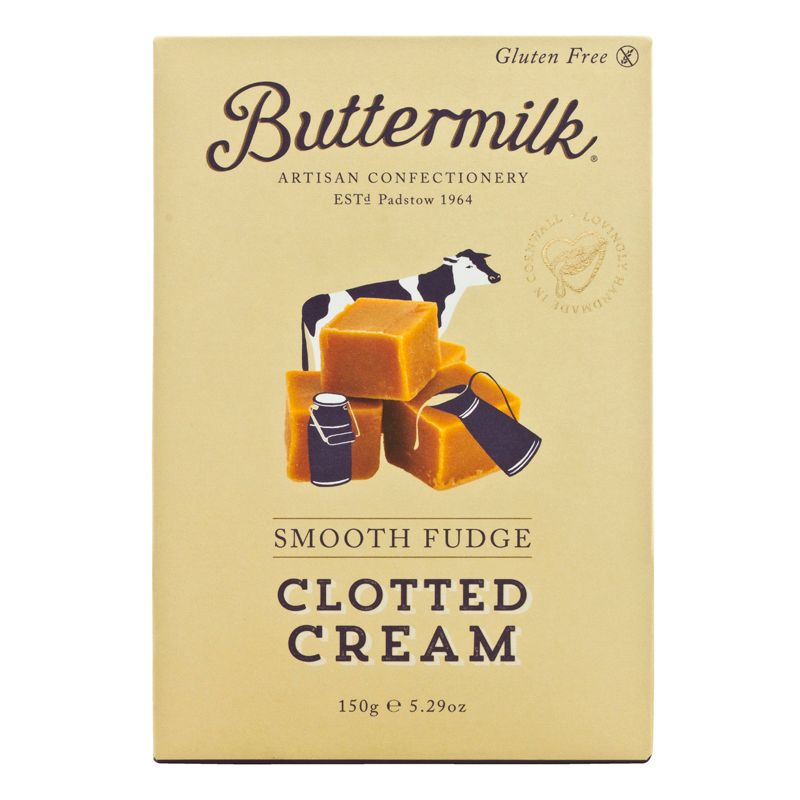 Buttermilk Fudge Clotted Cream 150g