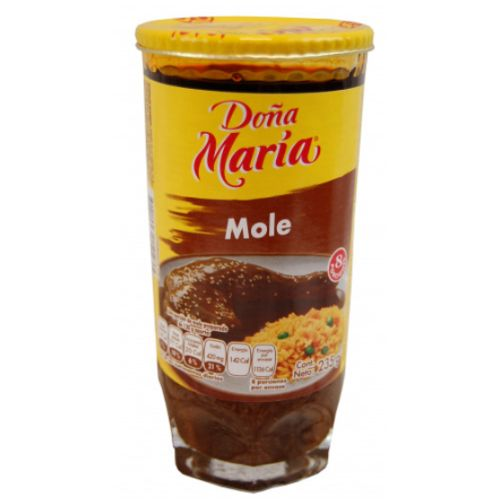 Dona Maria Mole Brown 235g