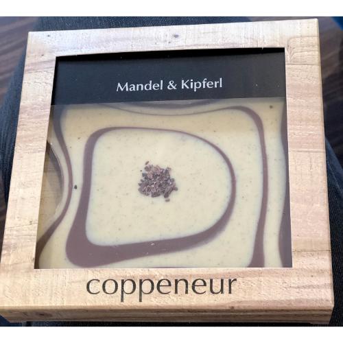 Coppeneur Mandel & Kipferl Almond Vanilla Biscuit 100g
