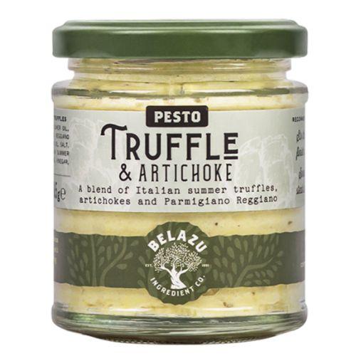 Belazu Truffle & Artichoke Pesto 165g