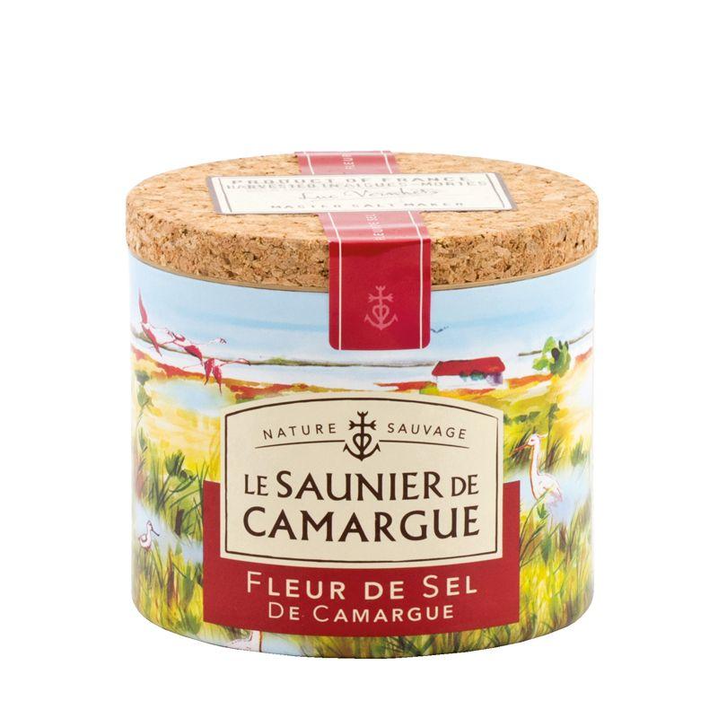 Le Saunier Camargue fleur de sel 125g