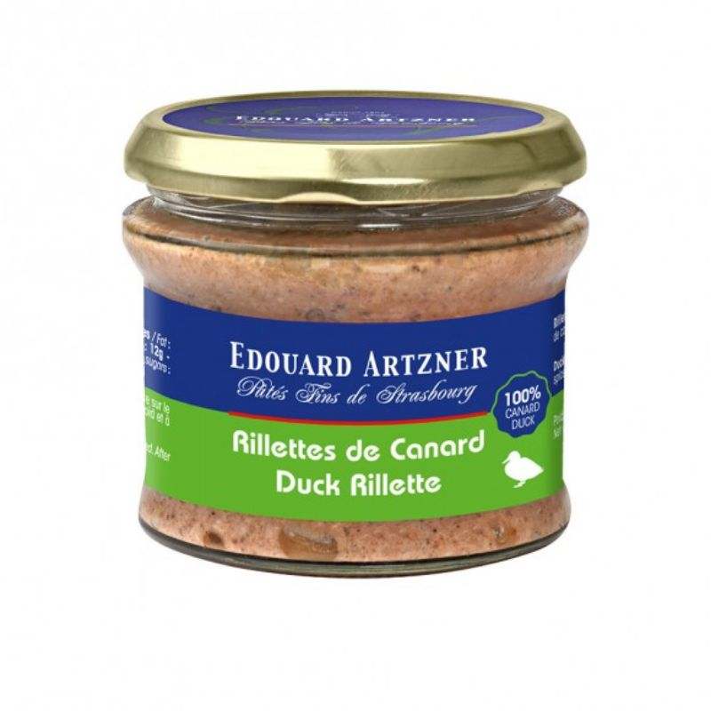 E.Artzner* Rillettes de Canard 170g