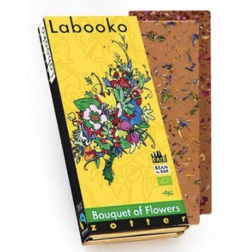 Zotter Labooko Bouquet of Flowers 70g