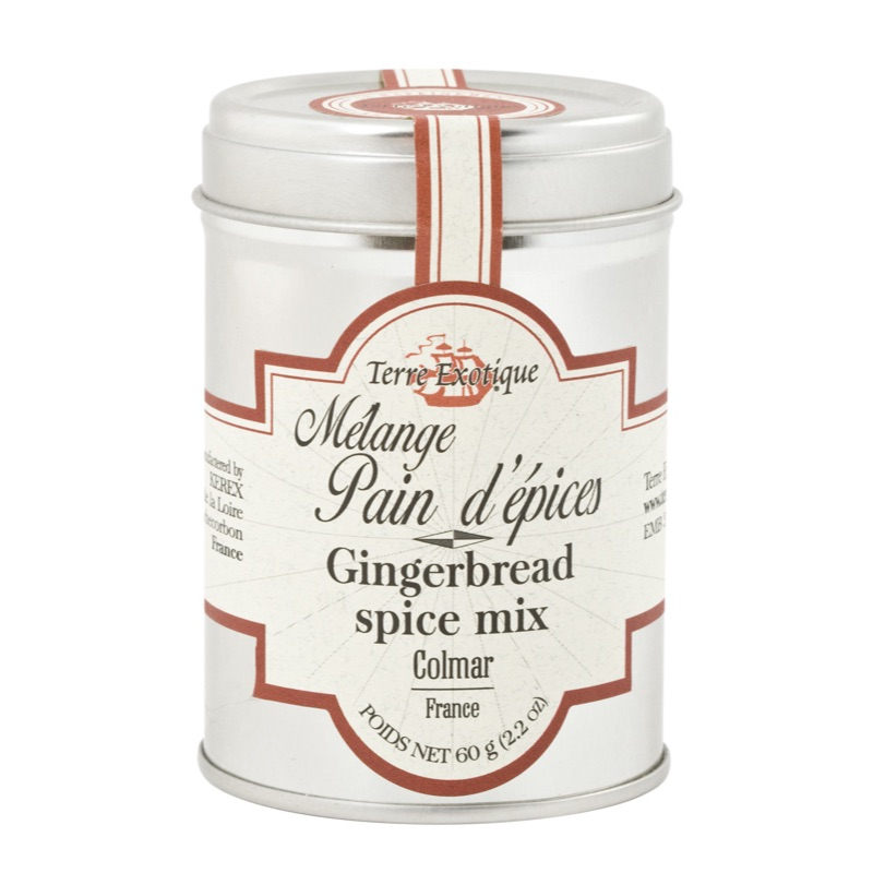 Terre Ex. Gingerbread spice 60g