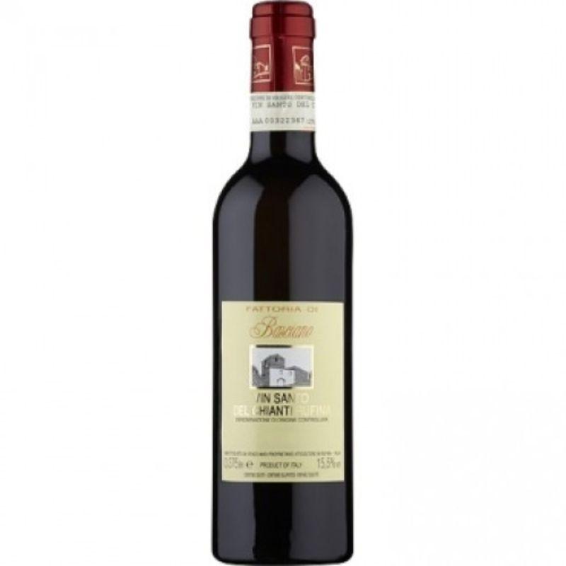 Fattoria Di Basciano Vin Santo Del Chianti Rufina 2012 0,375l