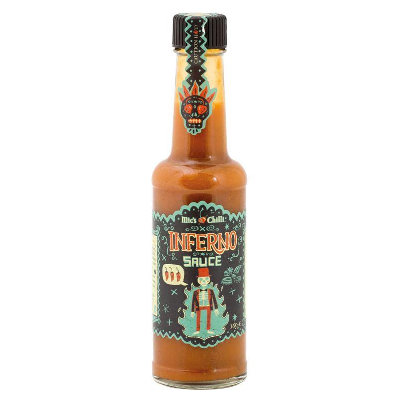 Mic's Chilli Inferno Sauce III 155g