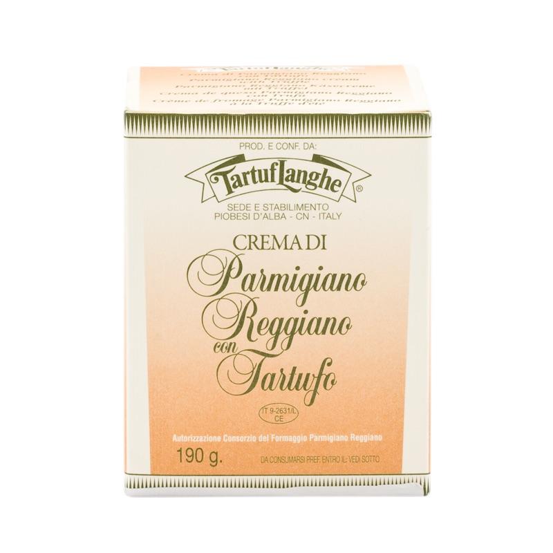 TartufL* Parmigiano Truffle cream 190g