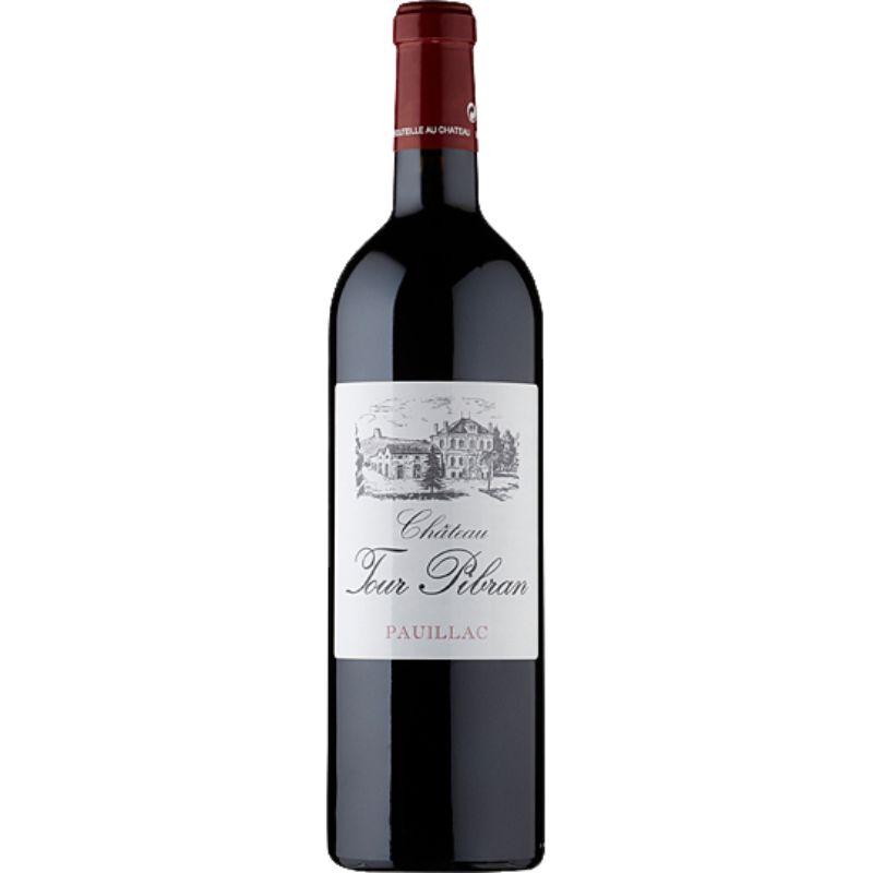 Chateau Tour Pibran Pauillac 2013 0,75l