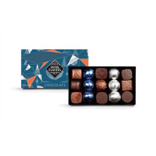Michel Cluizel N15 Dark & Milk & White Chocolates 165g