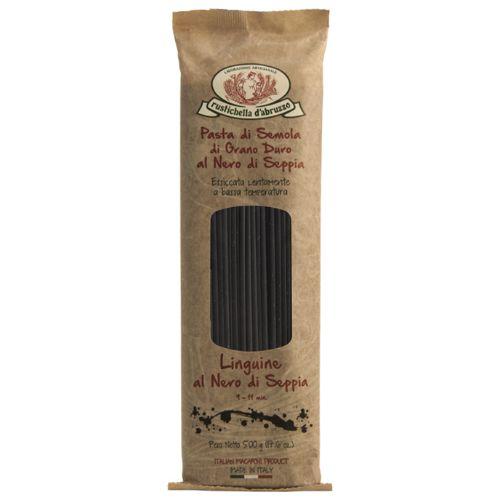 Rustichella Linguine Nero di Sepia 500g